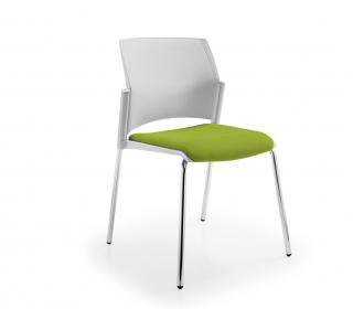 Viasit Start conferentiestoel bezoekersstoel