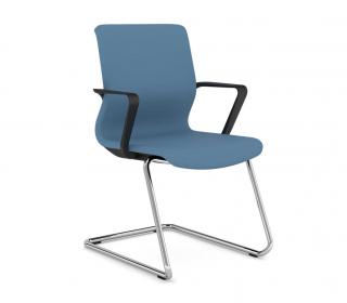 Viasit Drumback stoel voor conferentie