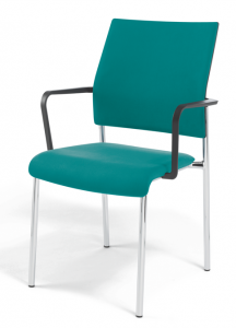 Viasit Qubo bezoekersstoel